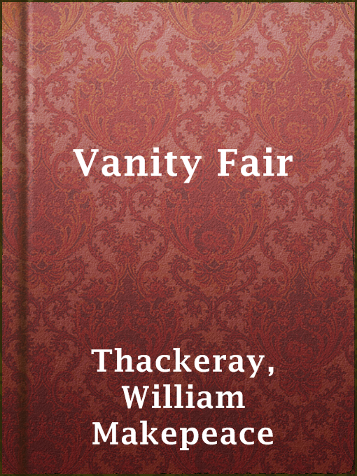 Cover of Vanity Fair