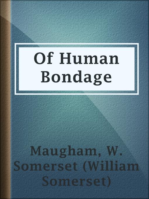 of human bondage essays