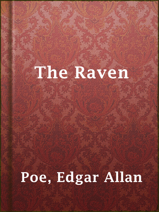 Title details for The Raven by Edgar Allan Poe - Available