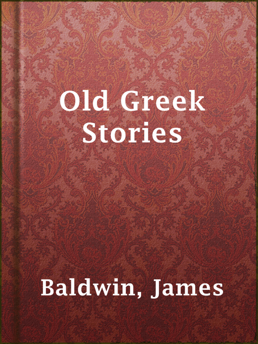 Cover of Old Greek Stories