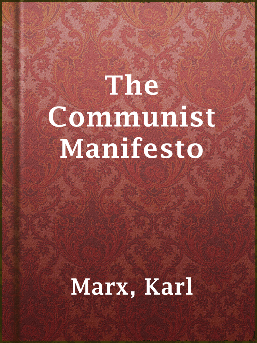 The Communist Manifesto Epub
