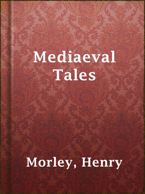 Cover of Mediaeval Tales