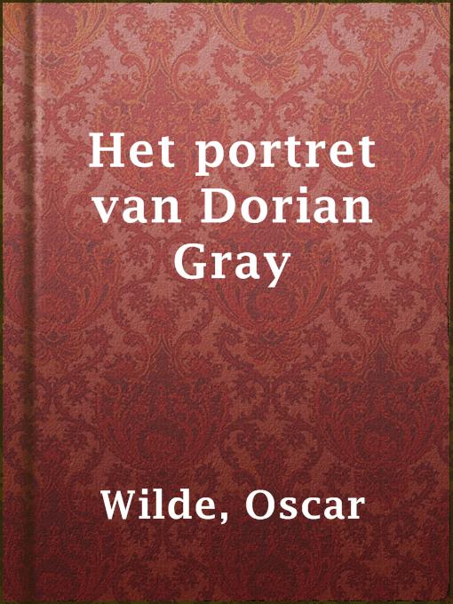 Het Portret Van Dorian Gray New York Public Library