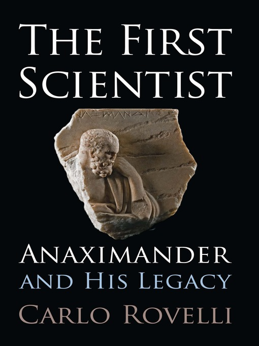 Title details for Anaximander by Carlo Rovelli - Available