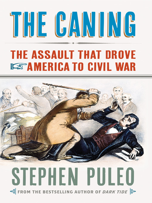 Title details for The Caning by Stephen Puleo - Wait list