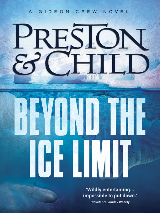 Cover of Beyond the Ice Limit