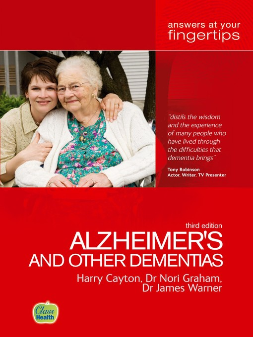 Title details for Alzheimer's and Other Dementias by Harry Cayton - Available
