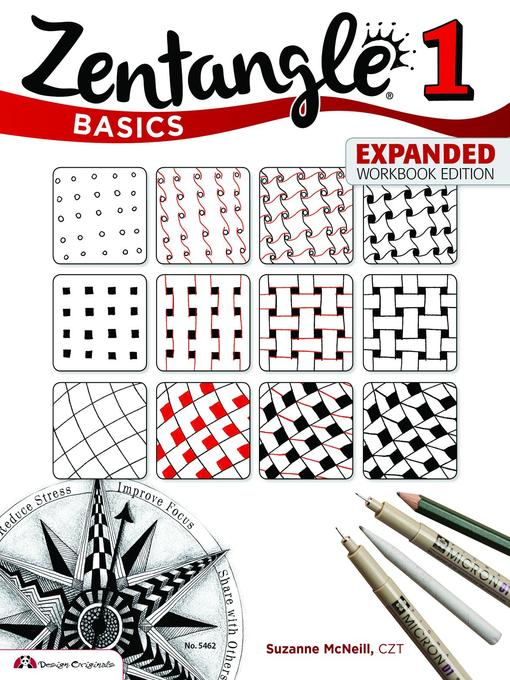 Cover of Zentangle Basics