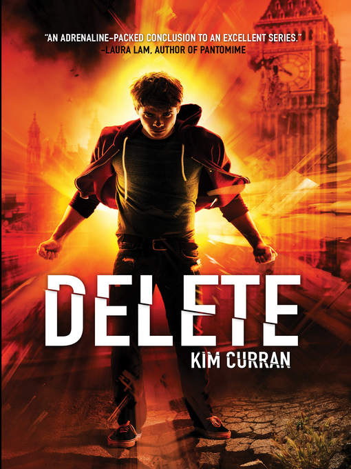 Title details for Delete by Kim Curran - Wait list