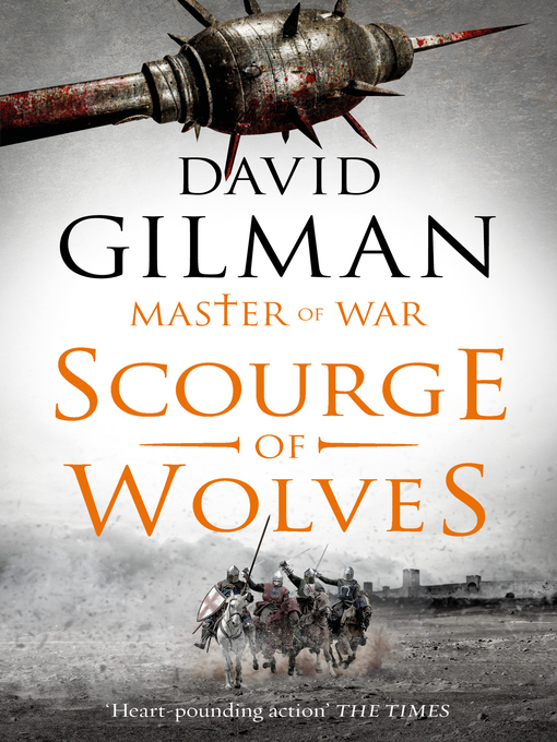 Title details for Scourge of Wolves by David Gilman - Available