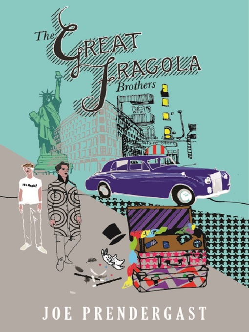 Cover of The Great Fragola Brothers