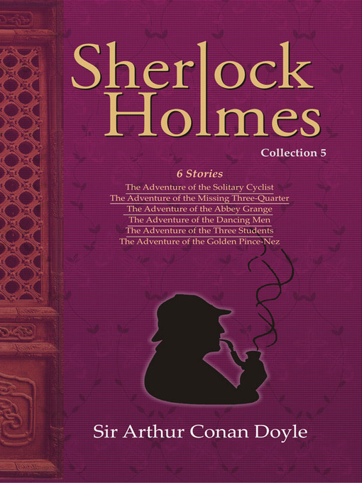 an analysis of the studies in the method of sherlock holmes Analysis readers of this time  the fact that his abilities are nevertheless dwarfed by holmes's method is  it is notable that nearly all of sherlock.