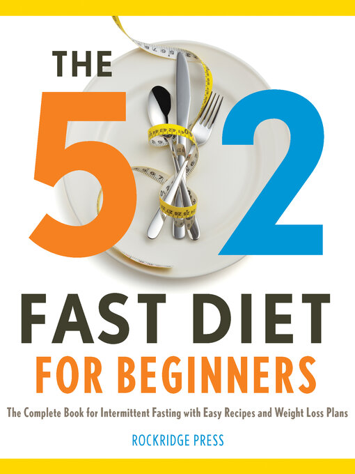 Title details for The 5:2 Fast Diet for Beginners by Rockridge Press - Available