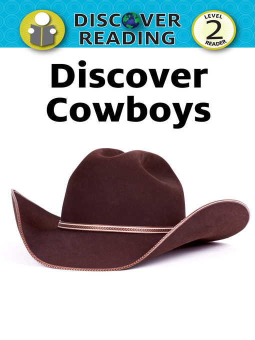 Title details for Discover Cowboys by Xist Publishing - Available