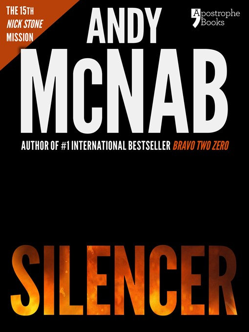 Title details for Silencer by Andy McNab - Wait list