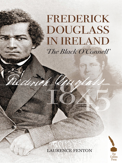 Cover of Frederick Douglass in Ireland