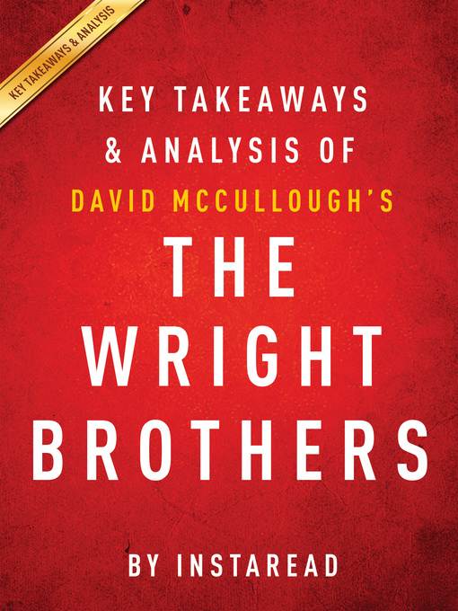 an analysis of the wright brothers