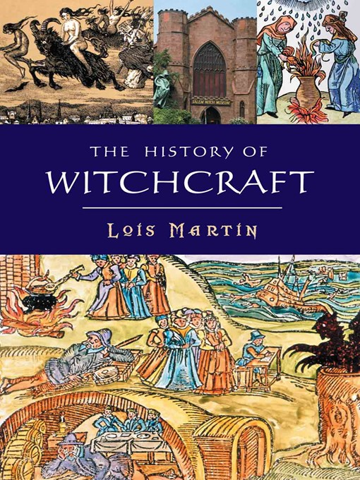 the history of witchcraft Extract from witchcraft out of the shadows: a complete history by leo ruickbie on the history of witchcraft in ancient greece, covering hecate, circe and medea.