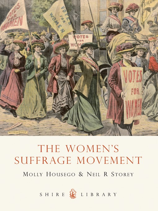 the history of womens suffrage movement