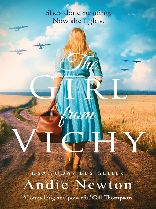 Cover image for The Girl from Vichy