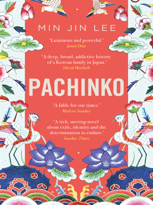 Title details for Pachinko by Min Jin Lee - Available