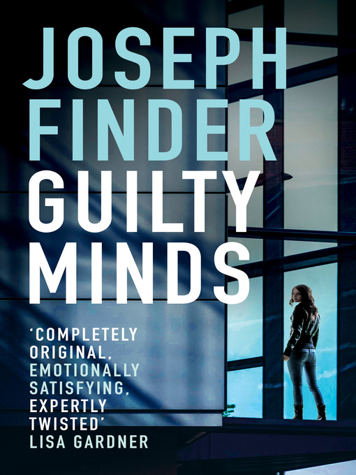 Cover of Guilty Minds