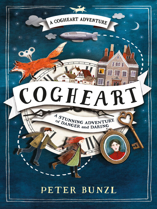 Title details for Cogheart by Peter Bunzl - Available