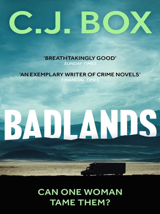 Title details for Badlands by C.J. Box - Available