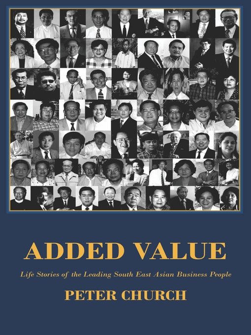 Title details for Added Value by Peter  Church - Available
