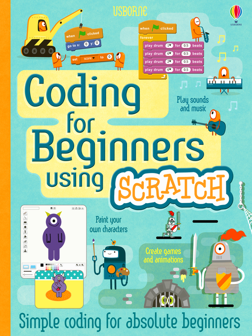 Coding for Beginners--using Scratch (for Tablet Devices)
