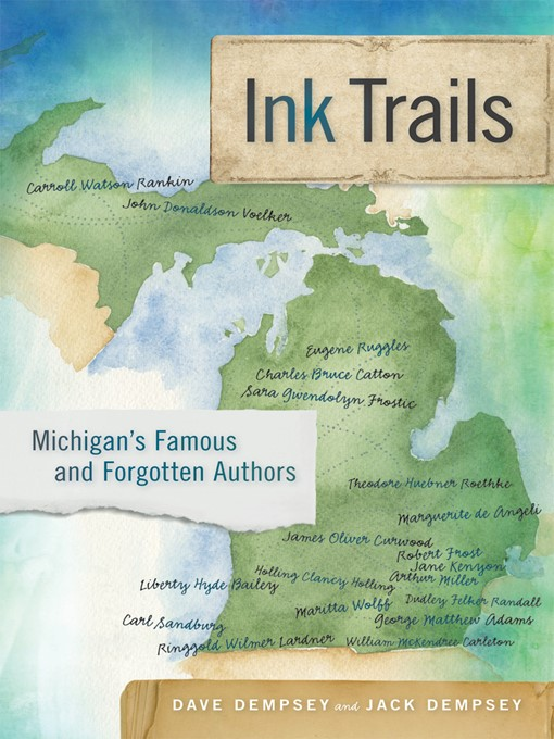 Title details for Ink Trails by Dave Dempsey - Wait list