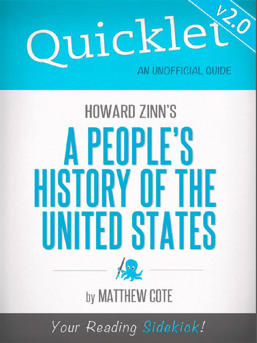 an analysis of the story a people s history of the united states by dr howard zinn