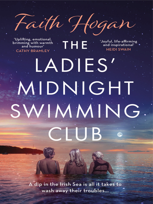 Title details for The Ladies' Midnight Swimming Club by Faith Hogan - Wait list