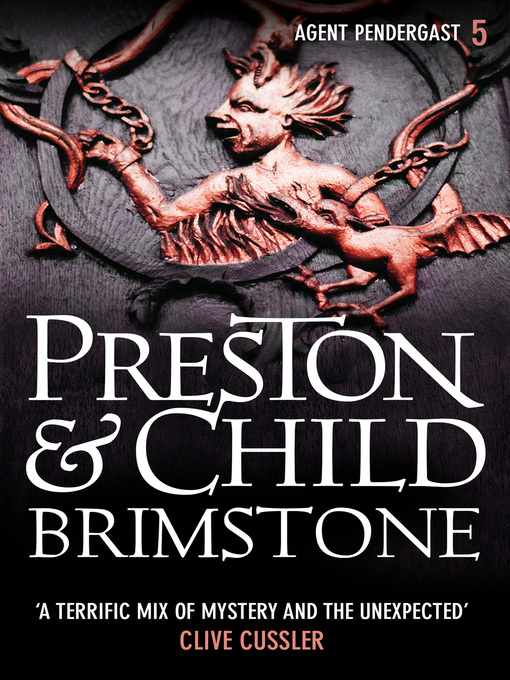 Title details for Brimstone by Douglas Preston - Available