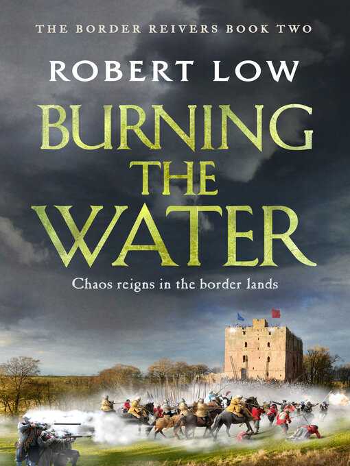 Title details for Burning the Water by Robert Low - Available