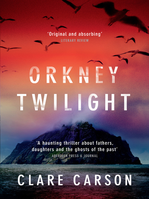 Title details for Orkney Twilight by Clare Carson - Available