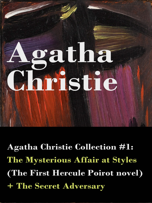 Title details for Agatha Christie Collection #1 by Agatha Christie - Wait list