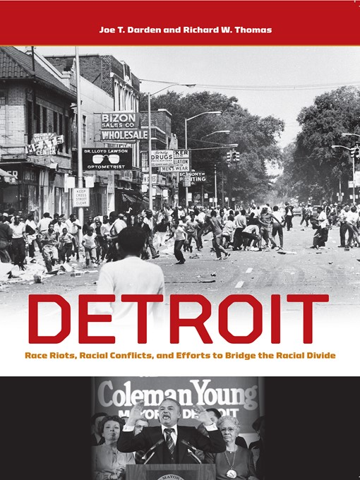 Title details for Detroit by Joe T. Darden - Wait list