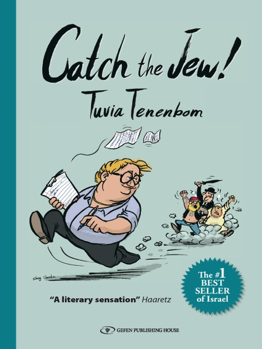 Cover of Catch the Jew!