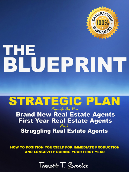 Title details for The Blueprint by Tranett T. Brooks - Available