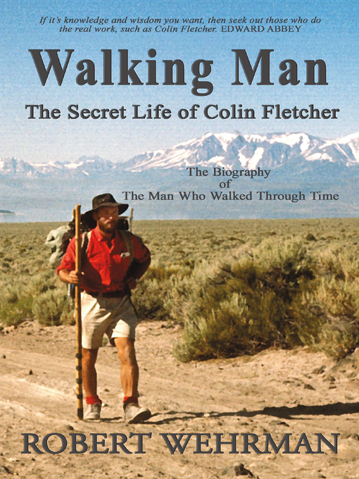 Title details for Walking Man by Robert Wehrman - Available
