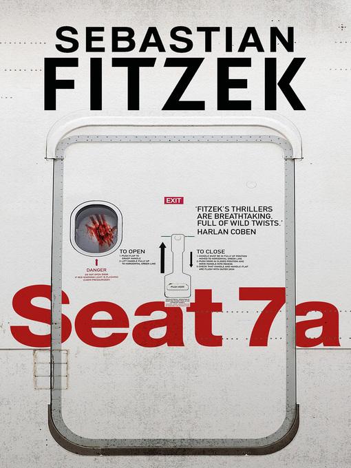 Title details for Seat 7a by Sebastian Fitzek - Wait list