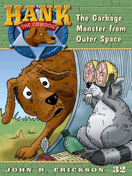 Title details for The Garbage Monster from Outer Space by John R. Erickson - Available
