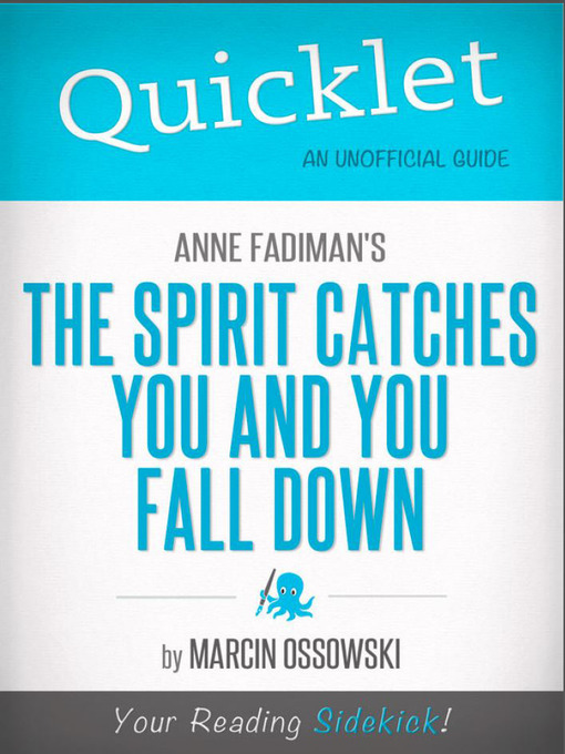 The Spirit Catches You And You Fall Down Ebook