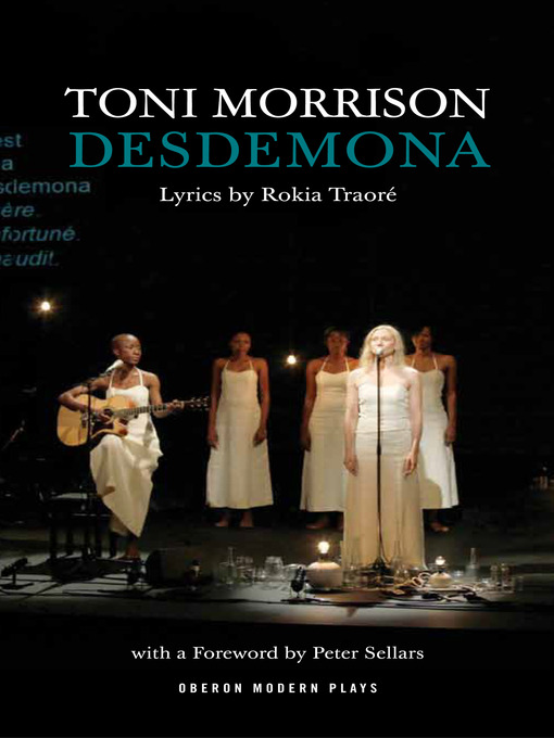 Title details for Desdemona by Toni Morrison - Available