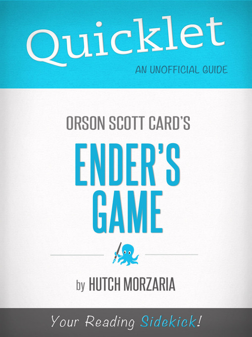 a short summary of orson scott cards book enders game