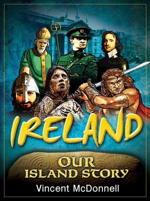 Title details for Ireland by Vincent McDonnell - Available