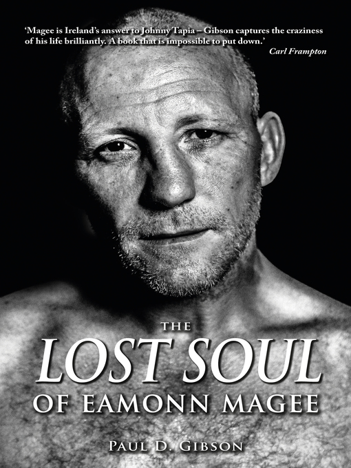 Title details for The Lost Soul of Eamonn Magee by Paul D. Gibson - Available