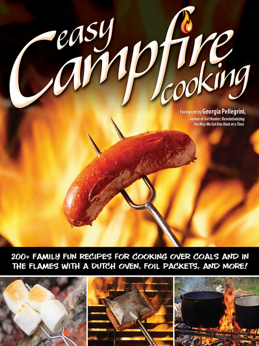 Title details for Easy Campfire Cooking by Peg Couch - Available