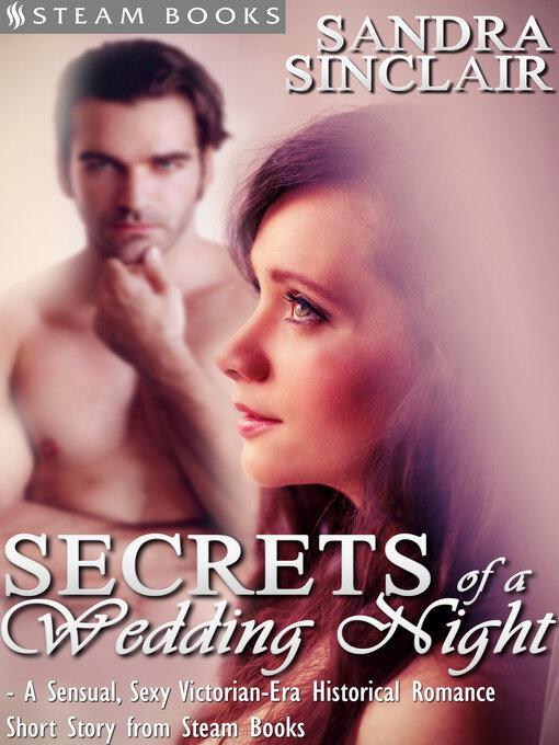 Secrets of a wedding night a sensual sexy victorian era cover of secrets of a wedding night a sensual sexy victorian era junglespirit Image collections